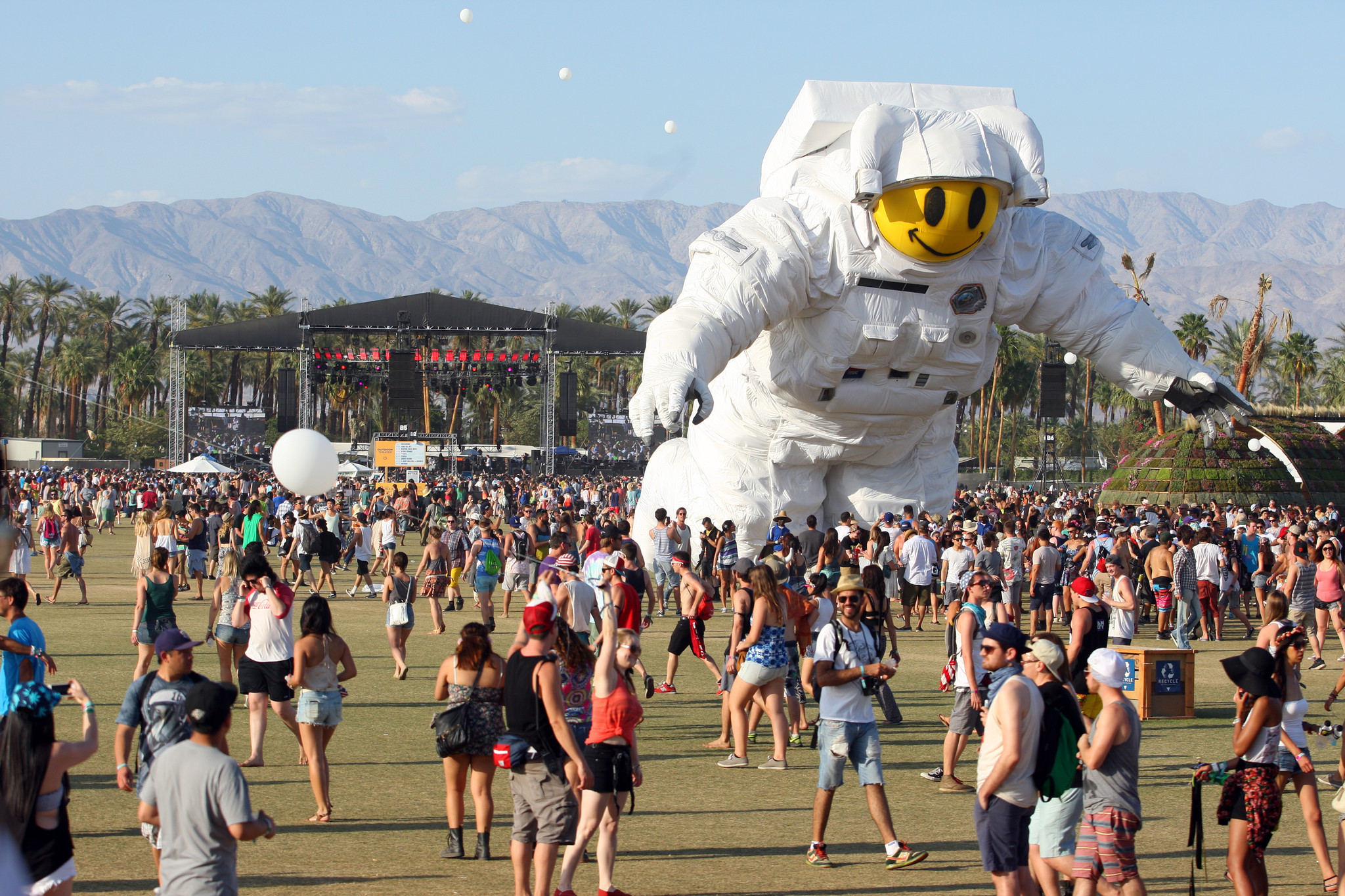 Coachella 2016: The Line-Up