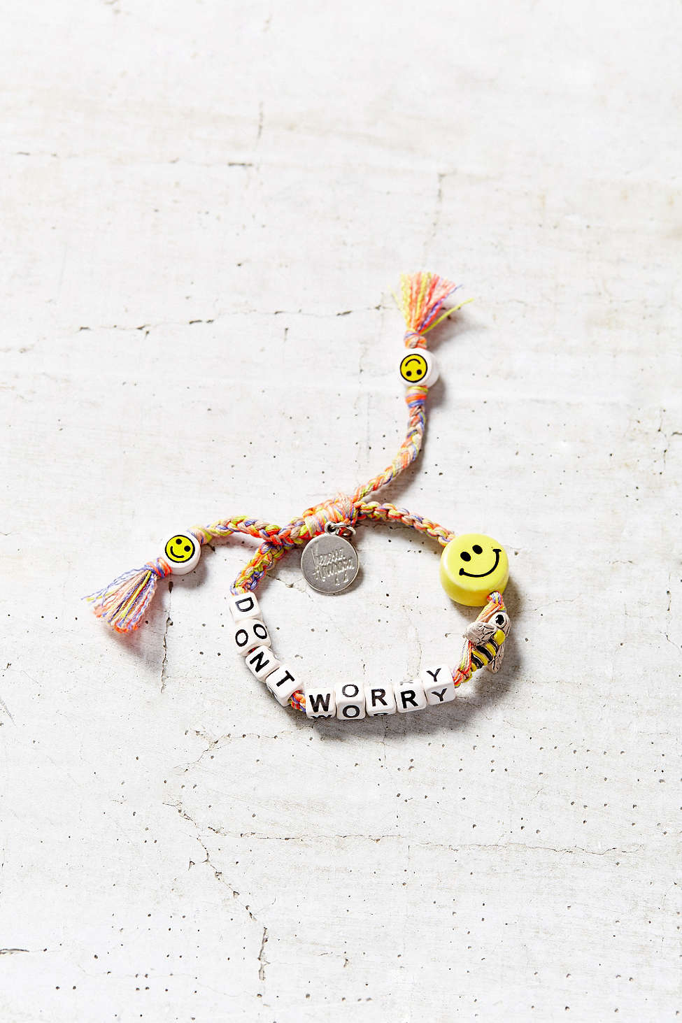Don't Worry Bee Happy bracelet