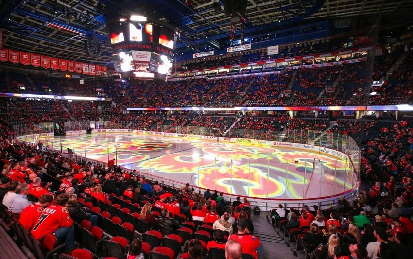 scotiabank-saddledome-calgary-flames