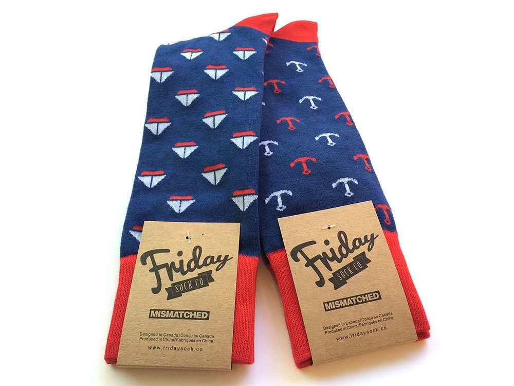 Friday Sock Co. Calgary