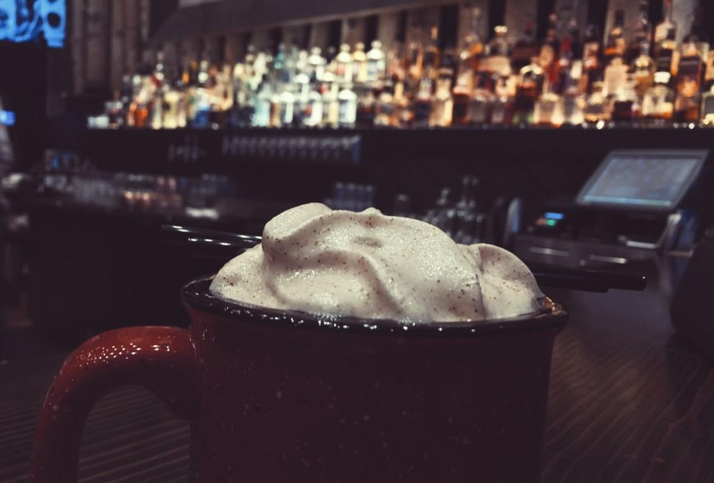 Park Distillery Banff Cougar Milk cocktail
