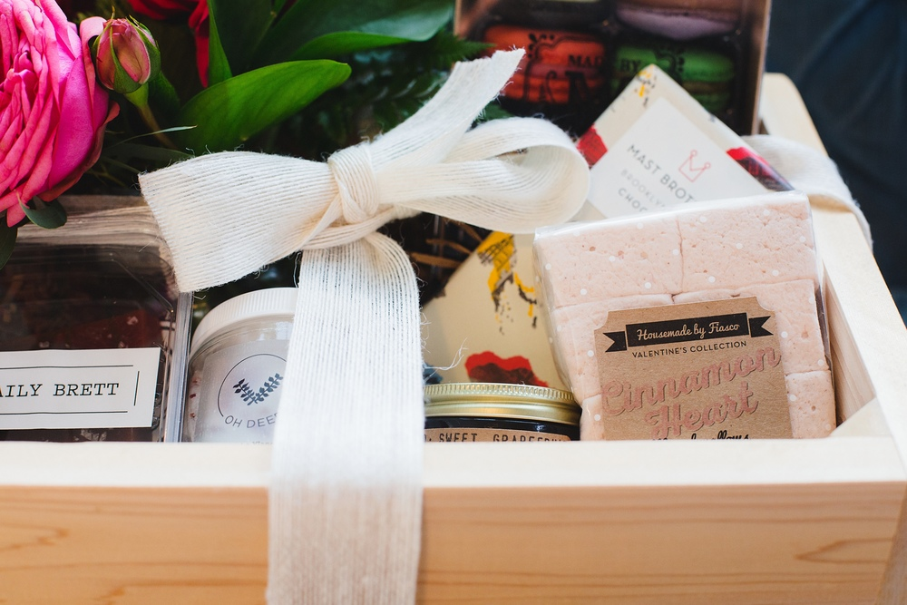 Rhosyn Floral Calgary gift boxes
