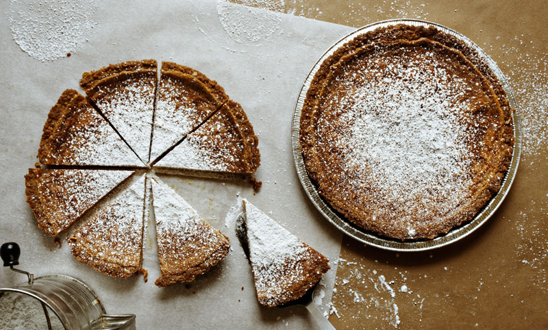 Speculaas Crack Pie