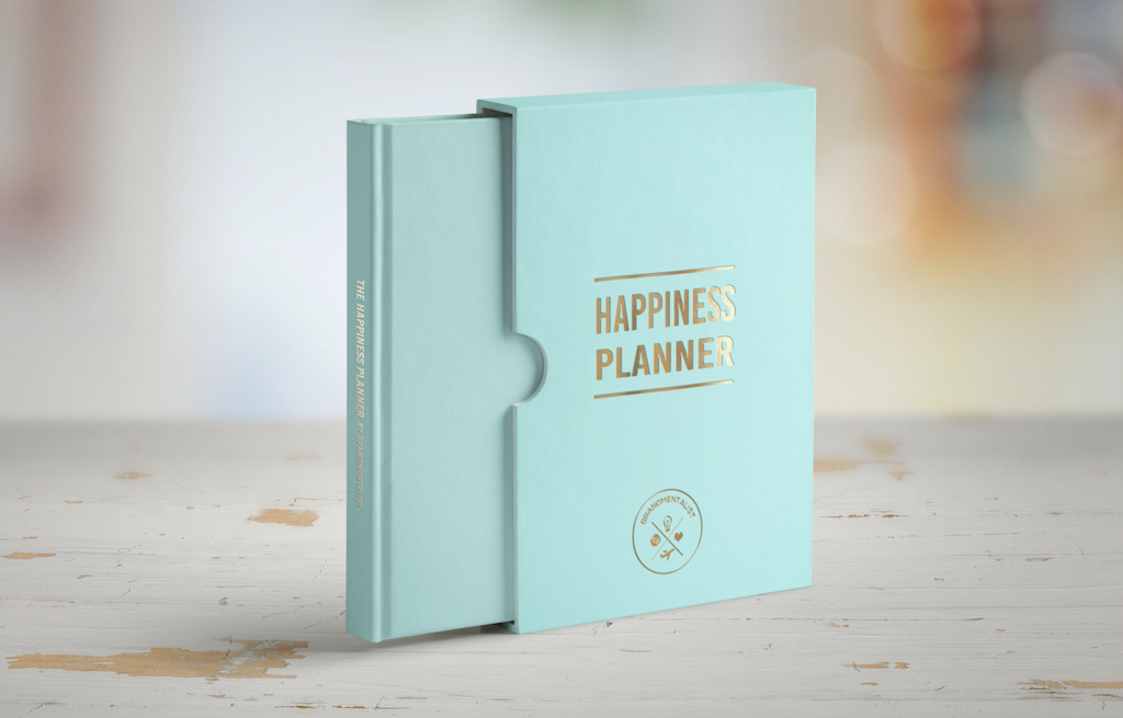 Happiness Planner 100 days