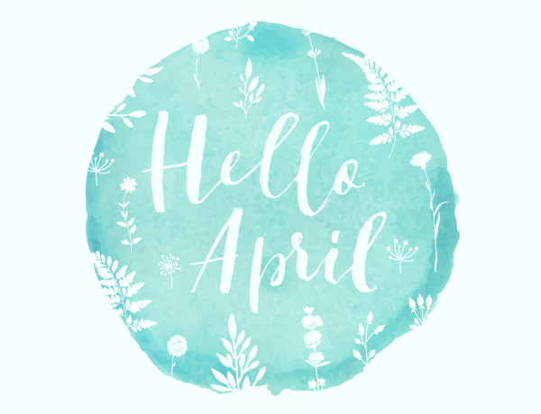 Hello April Calgary blog