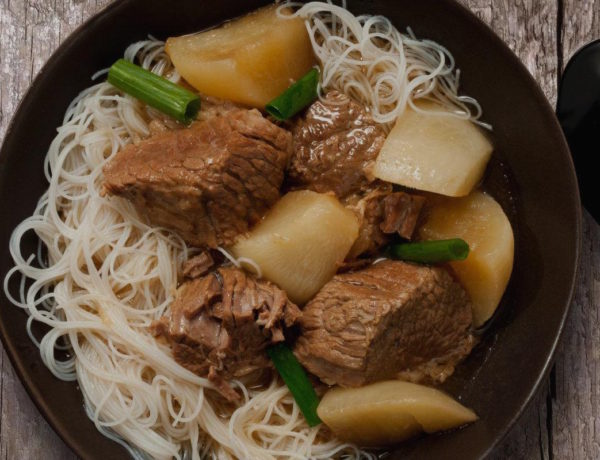 Chinese cantonese style beef brisket stew recipe the keay blog