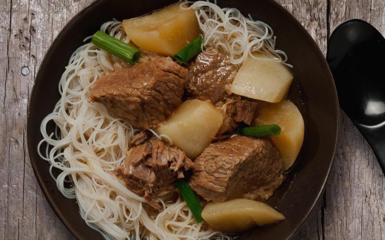Recipe: Mom's Cantonese-Style Beef Brisket