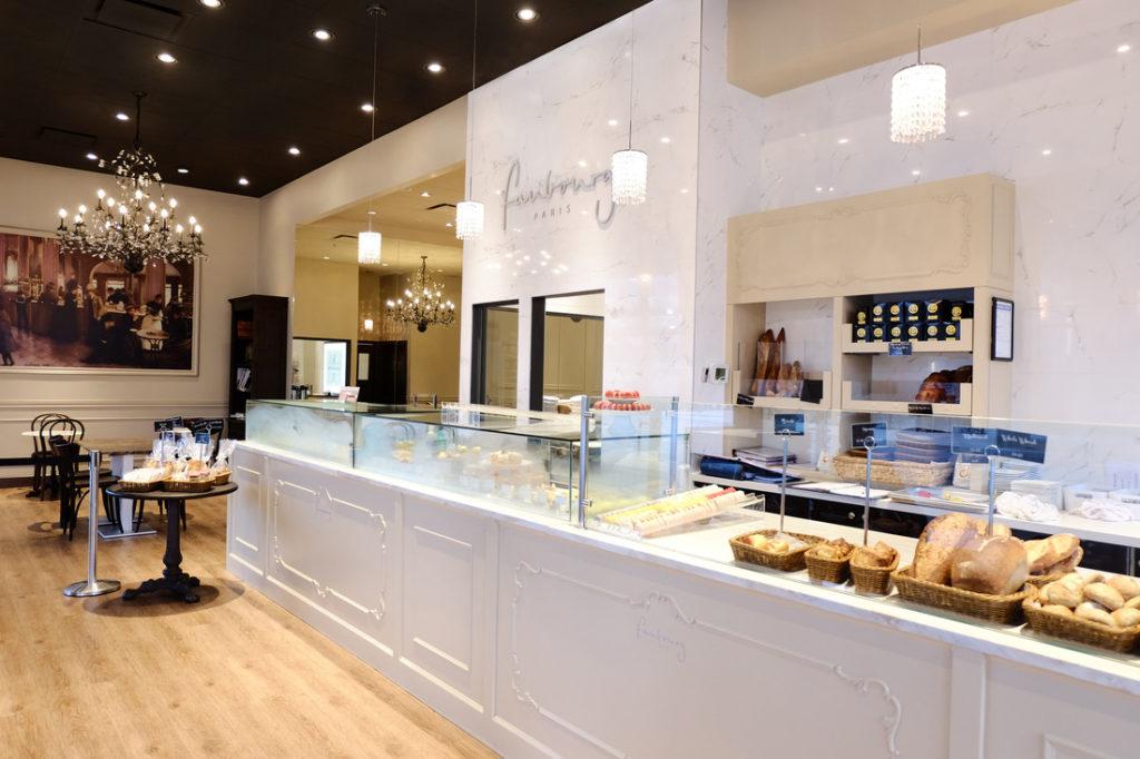 Faubourg Paris Park Royal West Vancouver best cafe bakery