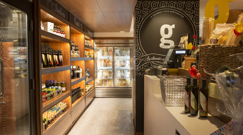 Giovane cafe market Vancouver best shopping gifts