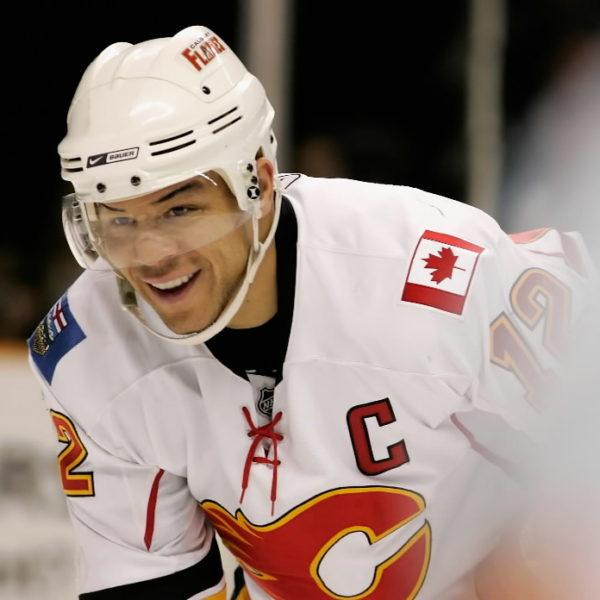 Jarome Iginla Calgary Flames LA Kings trade