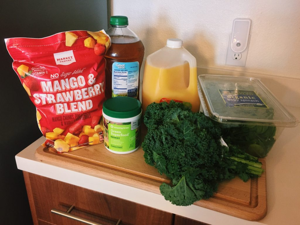 Jugo Juice Mighty Kale Recipe