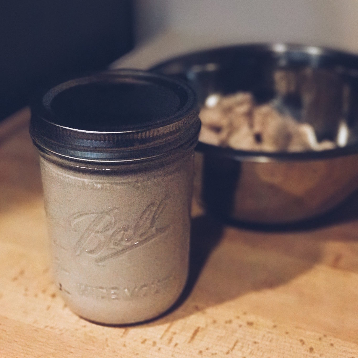 Steph Keay homemade almond milk recipe